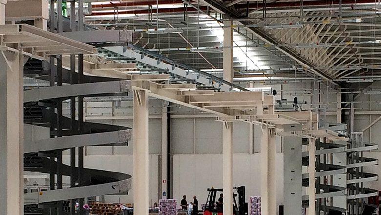 Hypérion conveyor