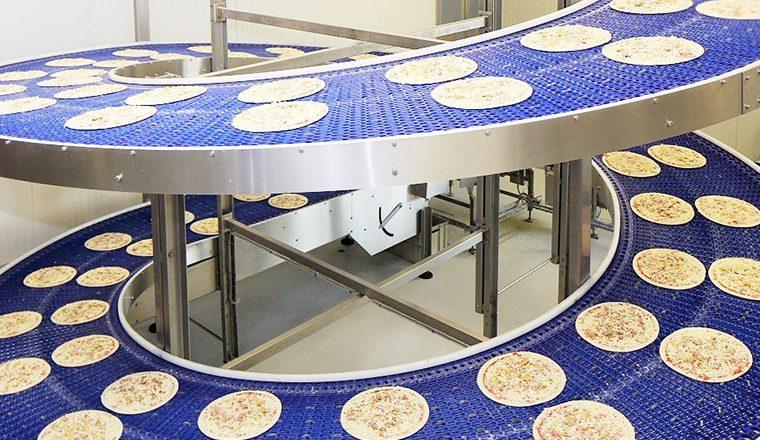 JP FD Spiral Conveyor conveyor