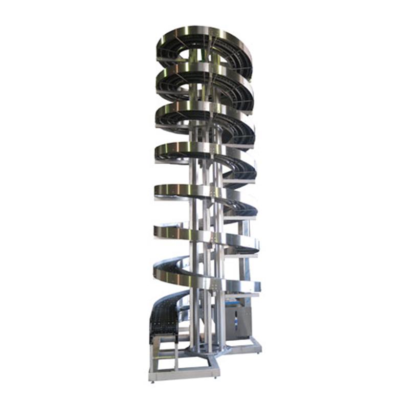 JP HD Spiral Conveyor cinta transportadora