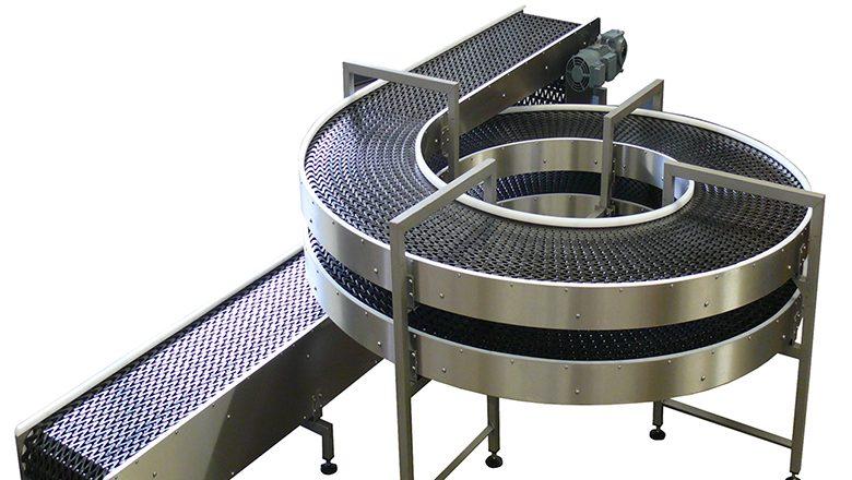 JP Link Förderer conveyor
