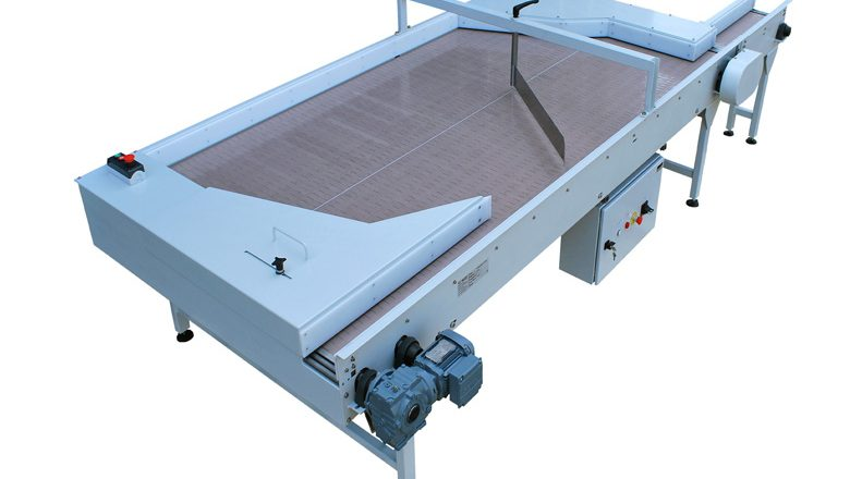 JP Accumulating Table conveyor