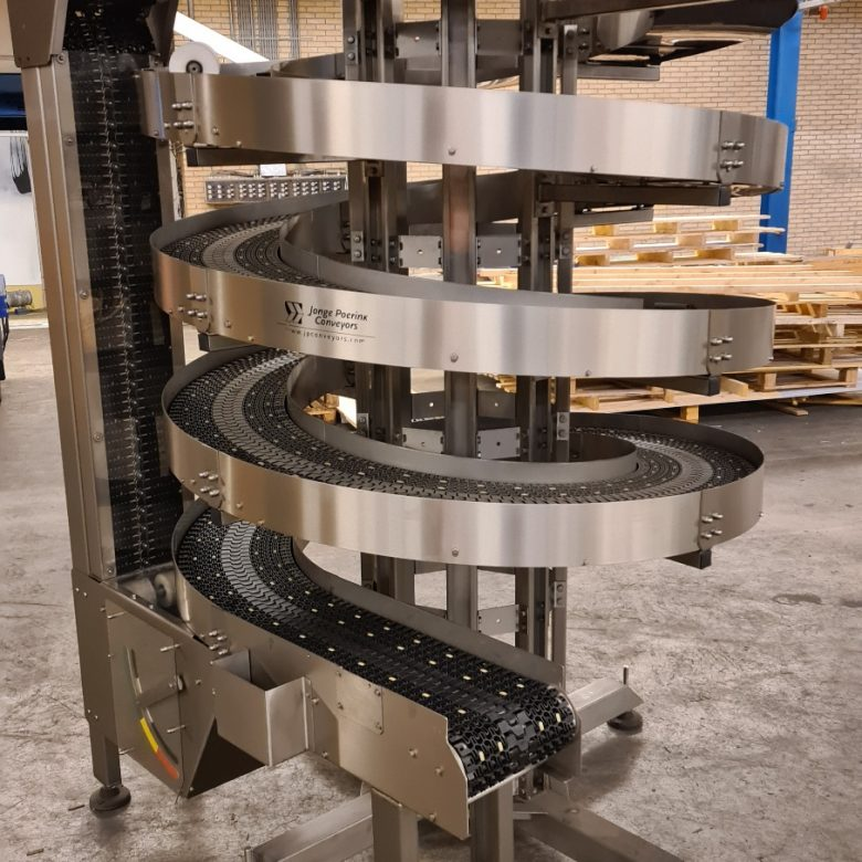 Spiral 3 (JP HD Spiral) conveyor