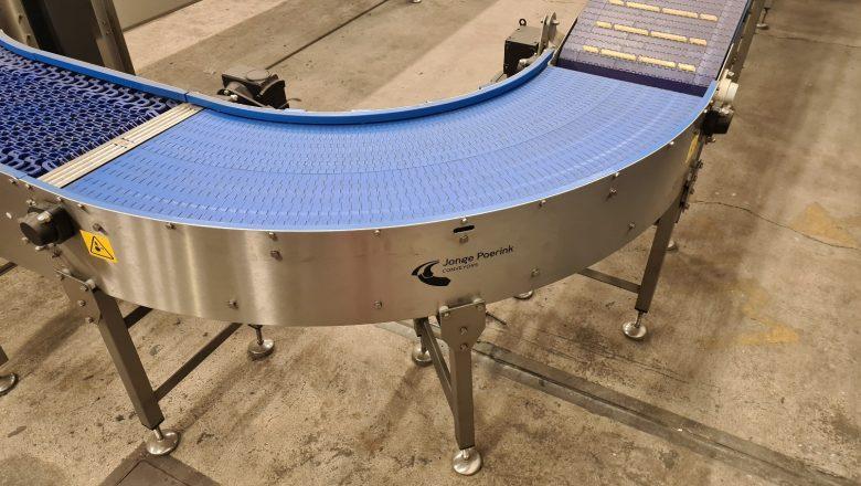 Puma Compact Light Curve conveyor