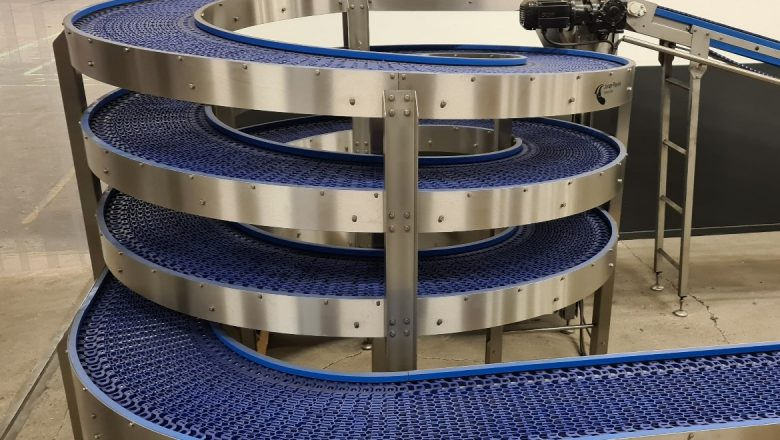 Spiral 2 (JP FD 200 Spiral) conveyor