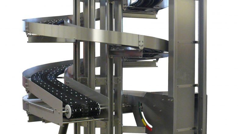 JP HD Spiral Conveyor conveyor