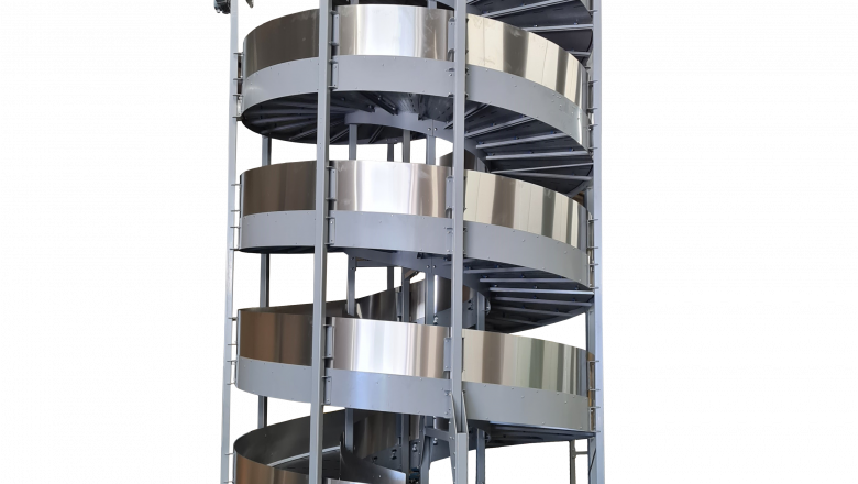 Puma Spiral conveyor